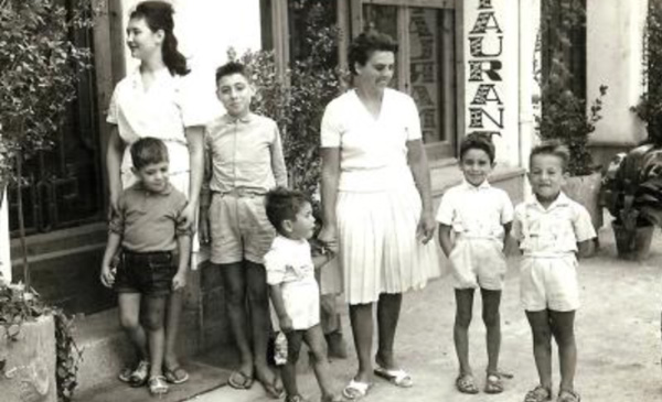 hotel fonda el camí de cambrils 1962 chambres