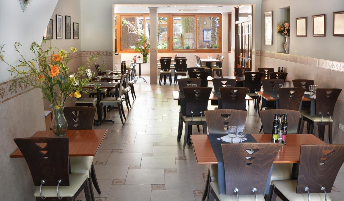 hotel fonda el camí cambrils restaurante cocina marinera