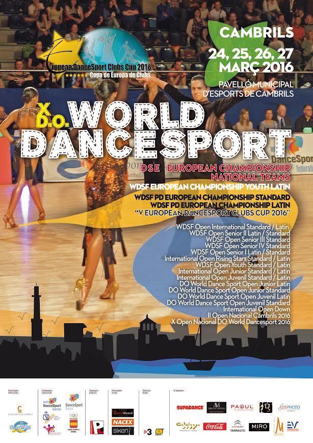 world dance sport el cami cambrils