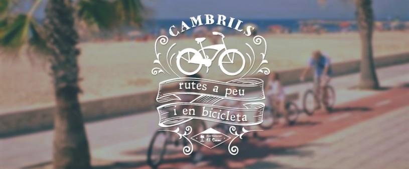 Hotel el Camí rutes a peu i en bicicleta per Cambrils