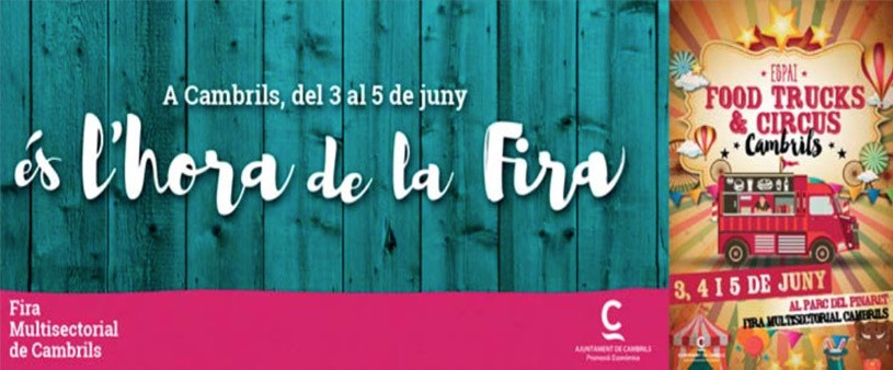 60a Fira Multisectorial Cambrils